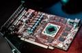 Foto del PCB senza cooler delle video card Radeon RX 480 e RX 470